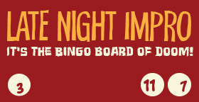 MICF - Late Night Impro